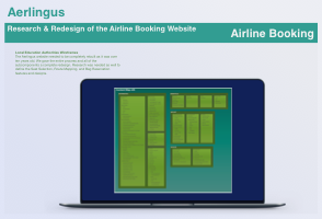 I provided consulting on a new Aerlingus wide UX pattern library as well as delivering designs and usability testing prototypes for loaction management, loading maps, positioning and selection for a variety of Aerlingus _mini applications across a range of devices.